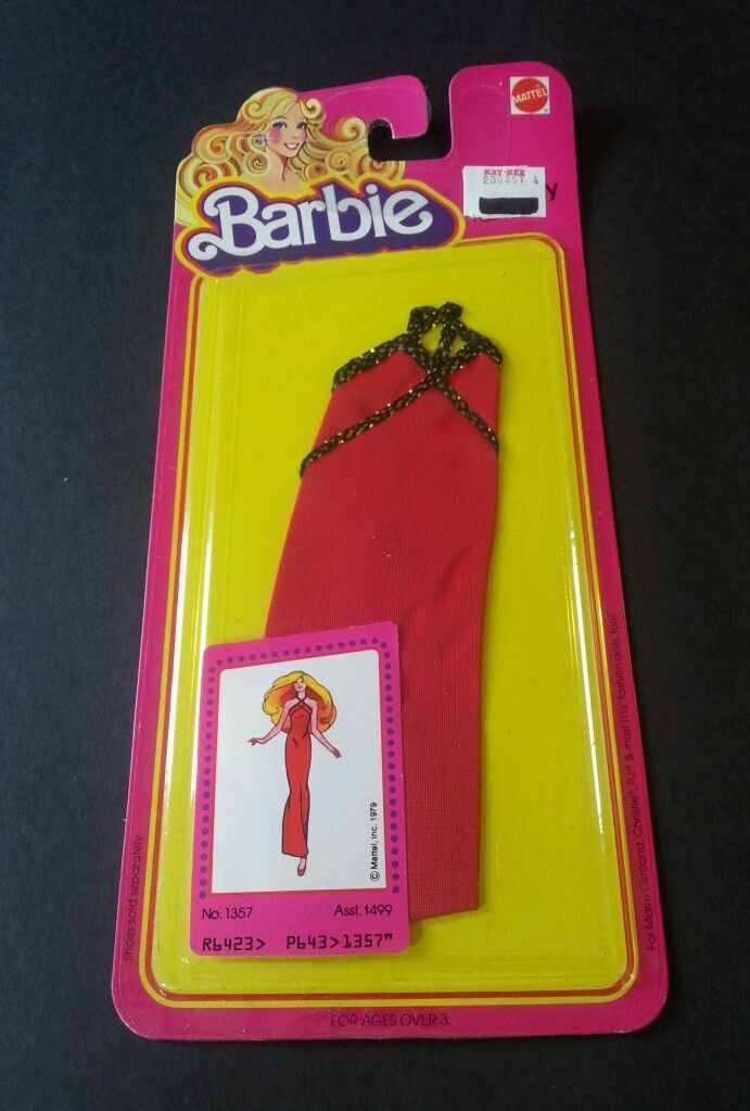 Vintage 1979 Superstar Barbie P J Christie Best Buy Fashions 1360 SEALED | eBay