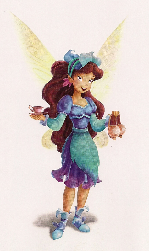 the disney fairies of pixie water talent | LISEL