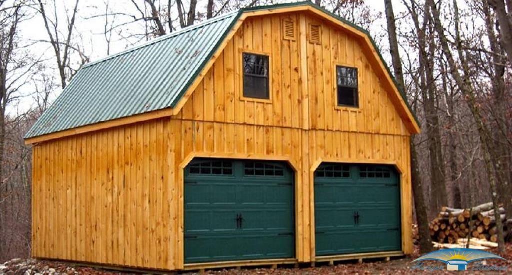 Modular 2 Car Garage with Apartment Design Ideas Prefab