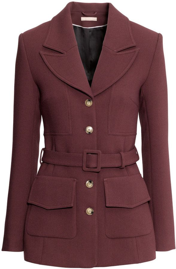 H&M Fitted Jacket