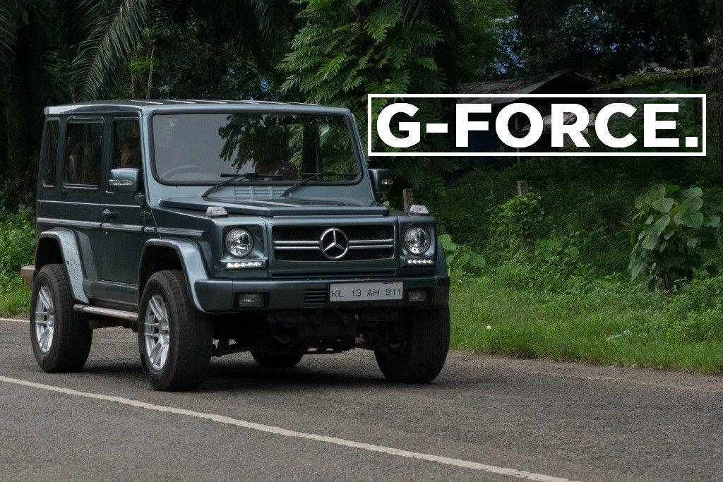 G Force Mercedes Benz G Class Benz G G Class
