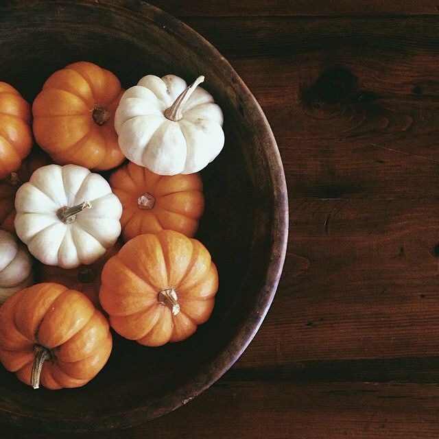 Easy autumn/Halloween decor.