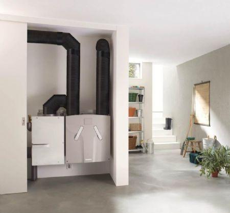 Architectura - @zehnder  presenteert op Passive House 2013 energiezuinige systeemoplossingen voor ventilatie en verwarming