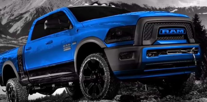 The 2018 Dodge Ram Wagon Is Reported To Be Best Pickup Truck Ever Upon Official Release