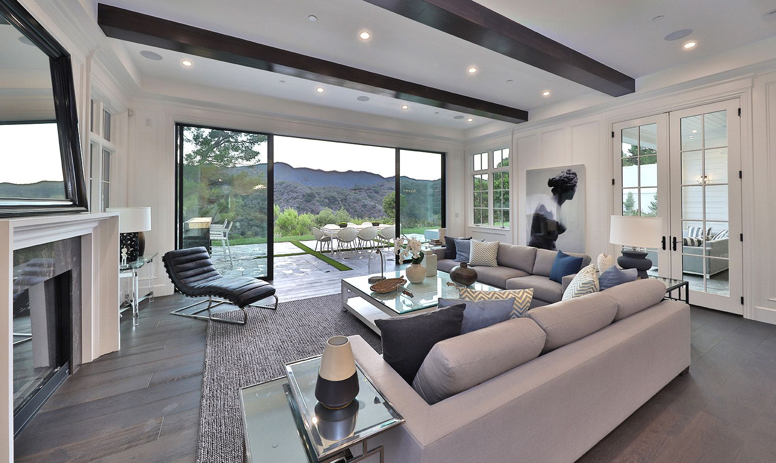 Modern Luxury Living Room With View Luxury Living Room Design Modern Luxury Living Room Luxury Living Room Million dollar homes living rooms
