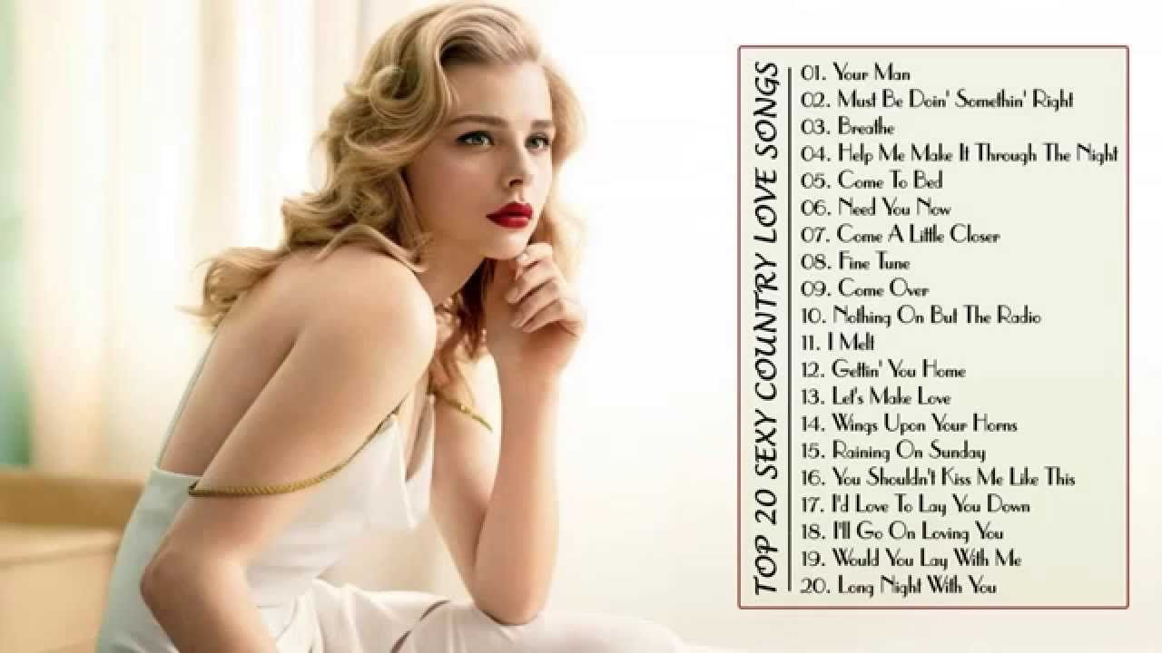 Greatest love songs of all time list