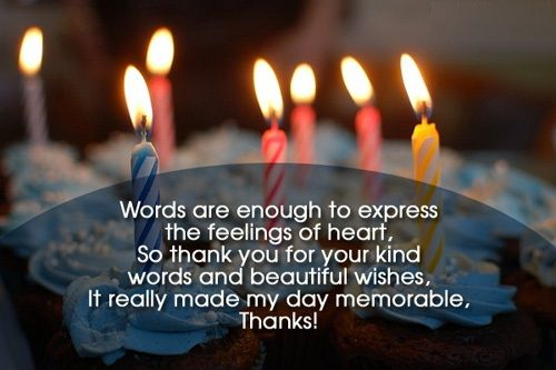 Thanks for birthday wishes quotes and messages famous quotes thanks for birthday wishes quotes and messages m4hsunfo