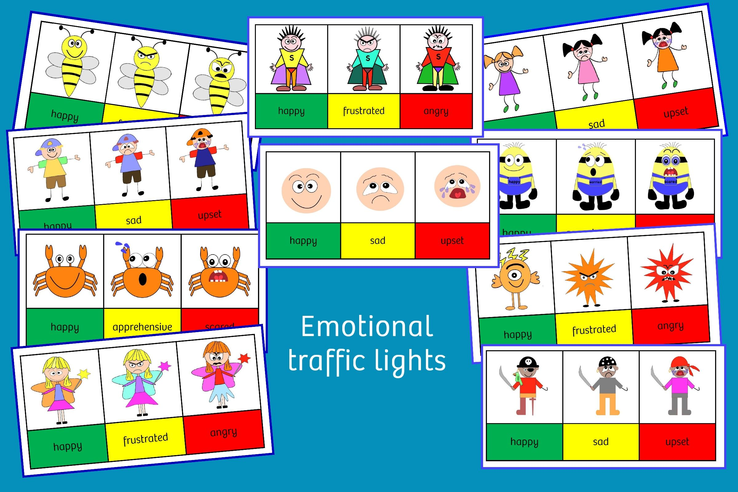 Emotional Traffic Lights