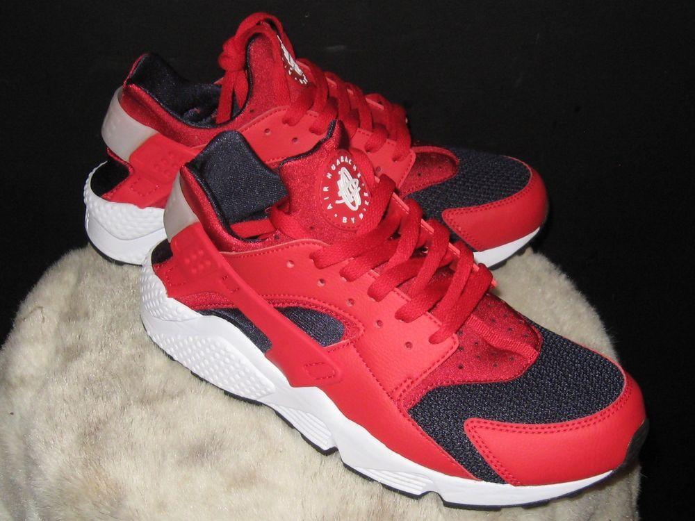 4445c4207934 Men s Nike Air Huarache Sneakers Size 10.5 University Red Navy White  318429-611  Nike  sneakers  kicks  sneakerhead