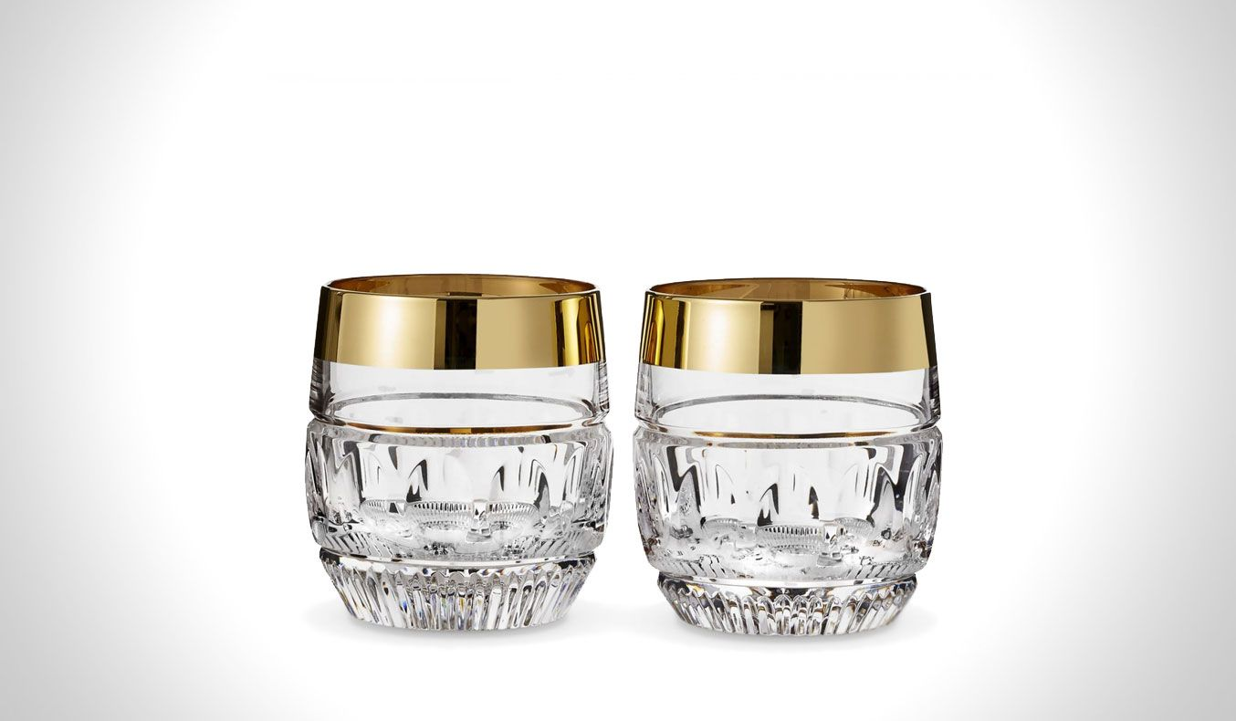 WATERFORD MAD MEN EDITION DRINKWARE