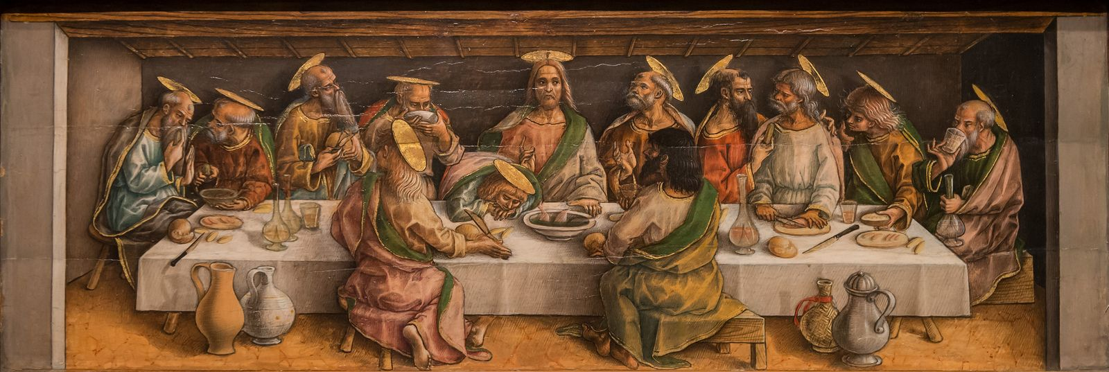 The Last Supper\