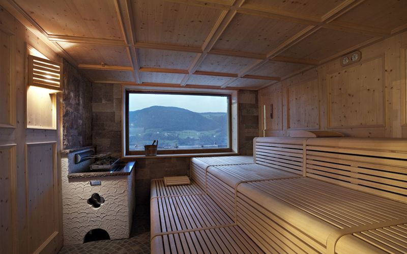 Sauna modern design  Finnish sauna / Great View | Sauna & Spa / Сауни & Спа | Pinterest ...