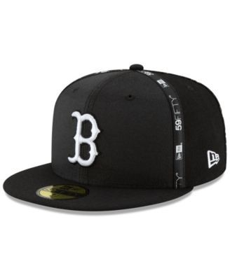 b5924c67649 New Era Boston Red Sox Inside Out 59FIFTY-fitted Cap - Black 7 in ...