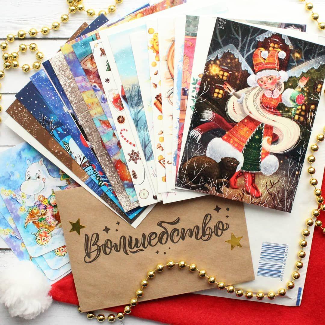 Сайт для продажи открыток