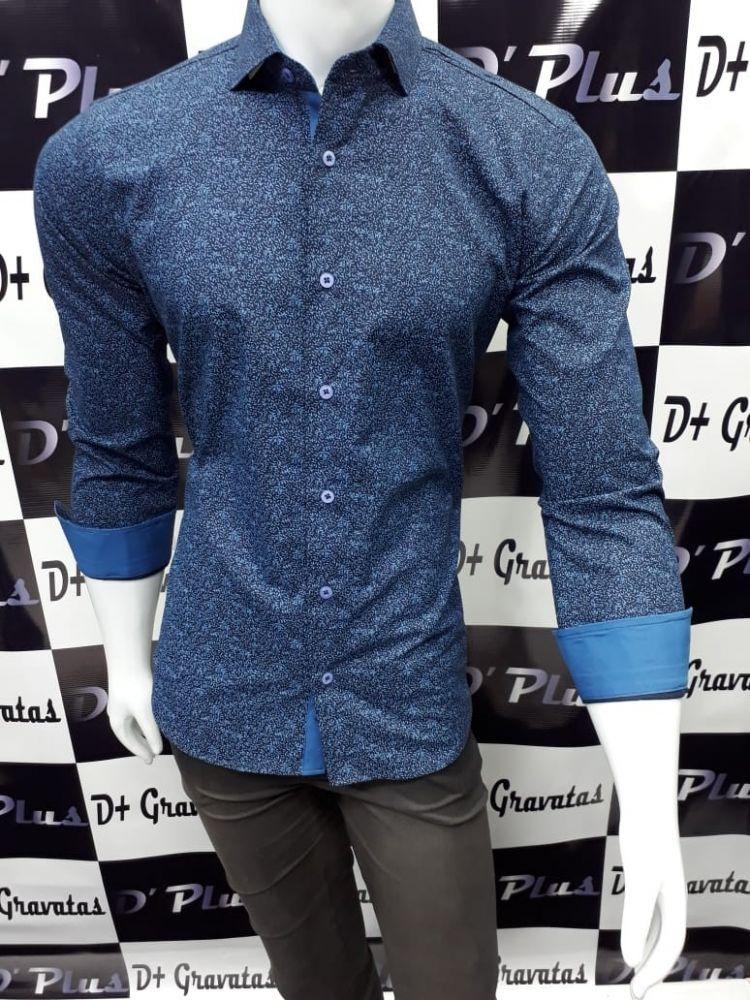4eb58236a0 Shopjmix - Moda masculina online - Camisa social slim fit - CAMISA SOCIAL  MASCULINA SLIM FIT