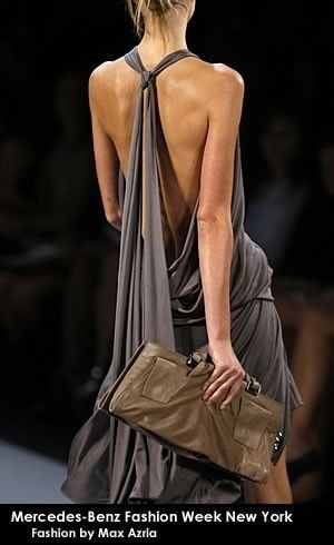 Max Azria dress amazing!
