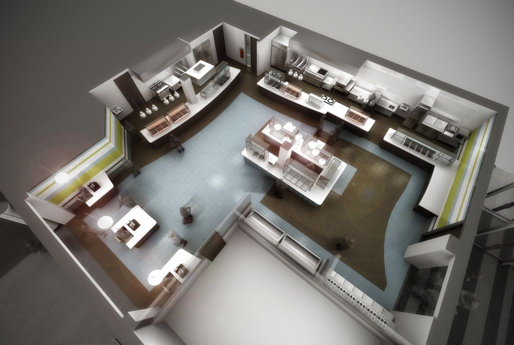3D Floor Plan and 3D Site Plan Renderings   preVision 3D   Hospice ...