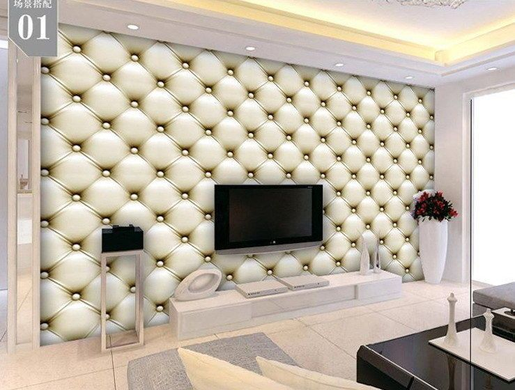 3d Wallpaper Bedroom Roll Modern Luxury Embossed Mural Tv Background Wallpaper Bedroom 3d Wallpaper Living Room Modern Luxury