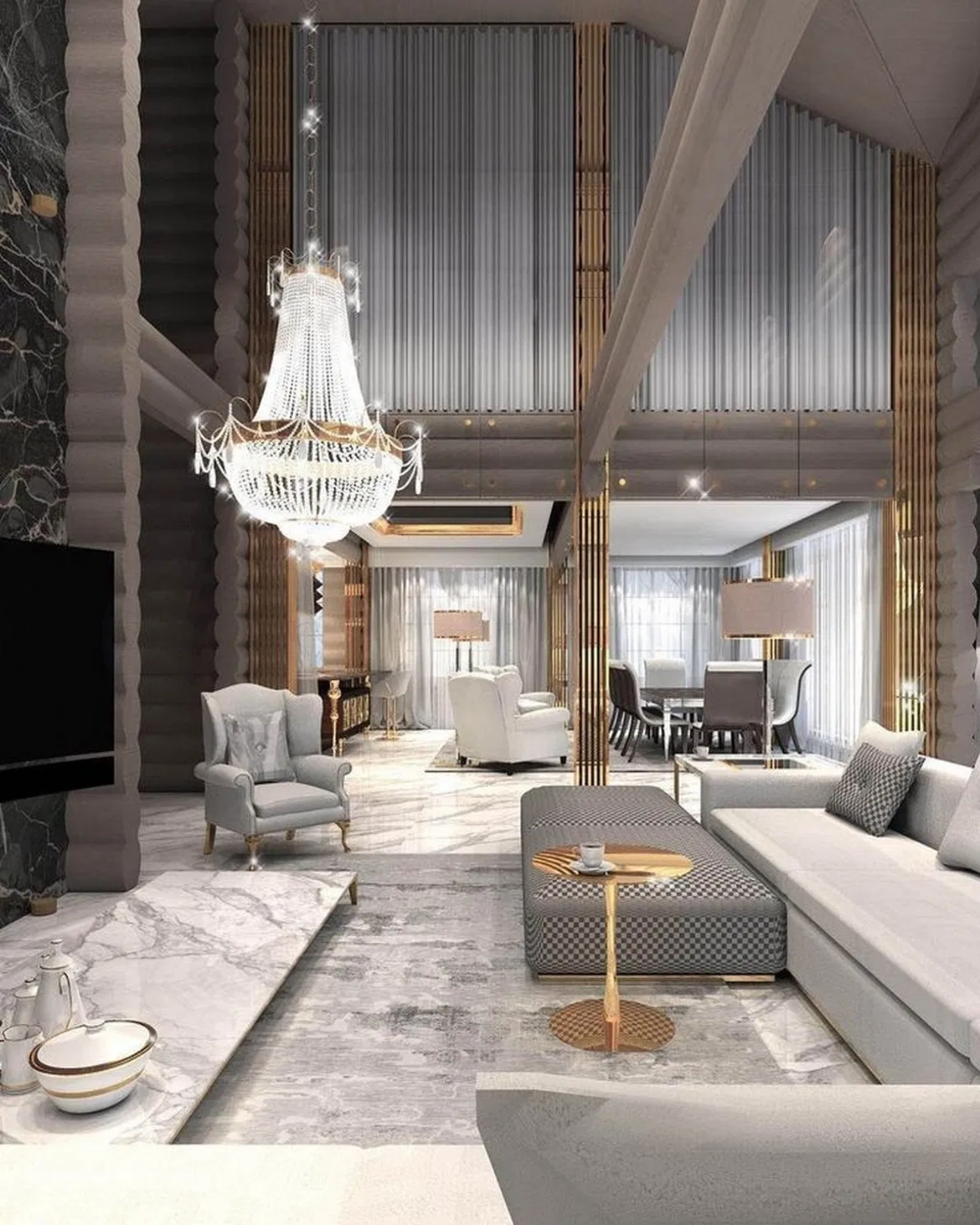 50 Best Living Room Decoration For Modern House 2020 1 In 2020