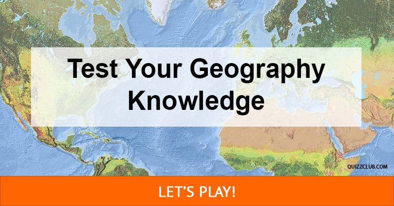 Do you know your capital cities Can you identify which country is