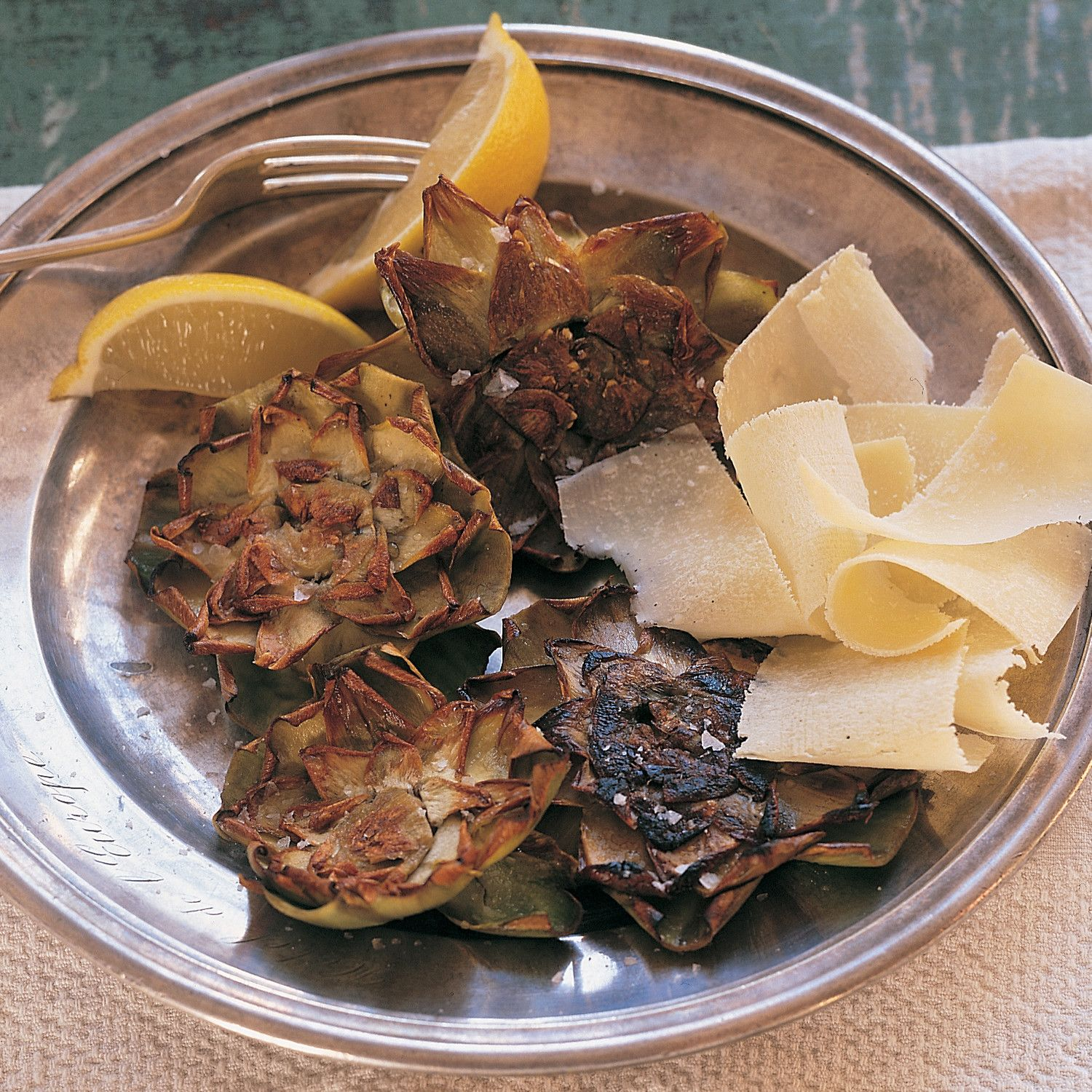 Fry up baby artichokes until crisp for a flavorful treat