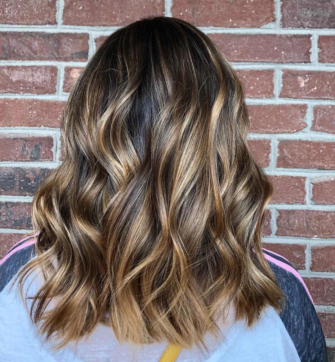 Utah County Hair Salon On Instagram She Has So Much Hair Isn T It Pretty Balayageandfoils Utahhair Spanishforkhair Hair Salon Hair Long Hair Styles