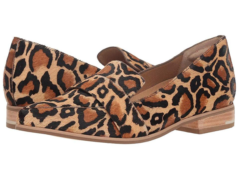bf255ab18f8 Dr. Scholl s Faxon - Original Collection (Tan Multi Leopard Pony Hair) Women s  Shoes