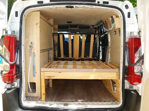 jumpy amenag camping google search bulli ausbau pinterest campingbus ausbau und wohnmobil. Black Bedroom Furniture Sets. Home Design Ideas
