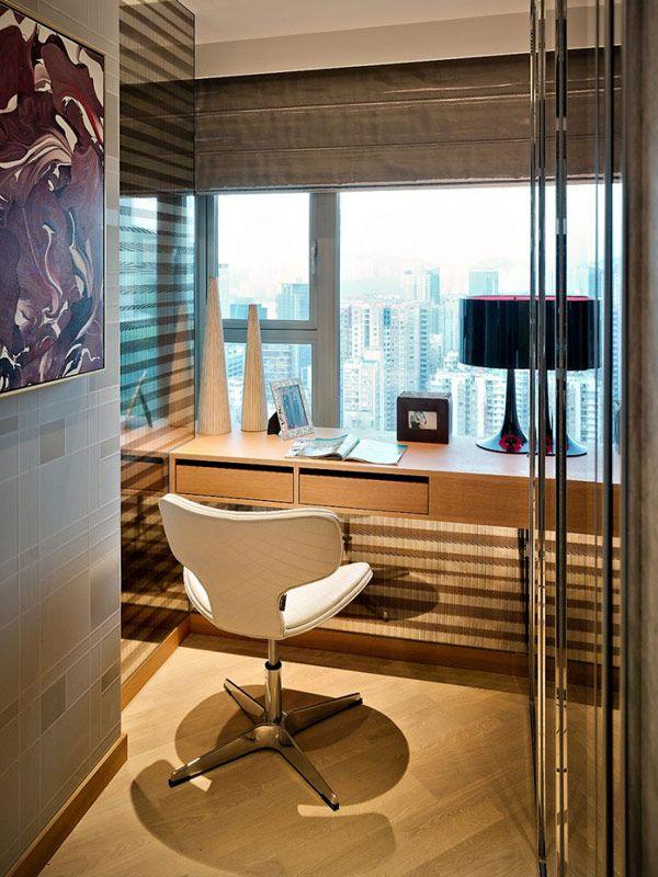Apartment defined by wood in Hong Kong by Pal Pang 5 | уклон ...