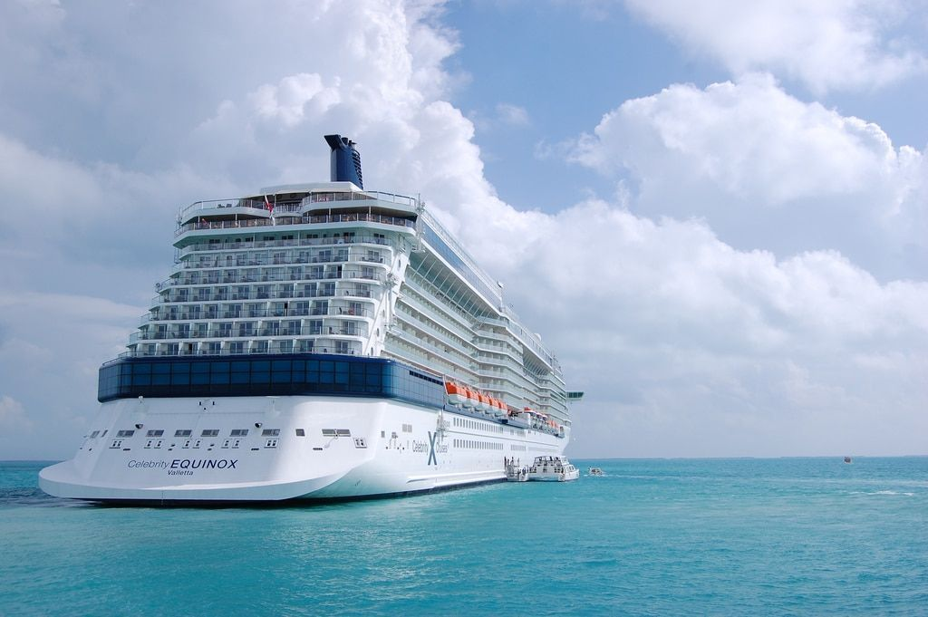 Celebrity Equinox Which Is A Cruise Ship Operated By Celebrity Cruises Has Introduced A New Burger Fee Menu Celebrity Cruise Ships Cruise Ship Cruise Travel