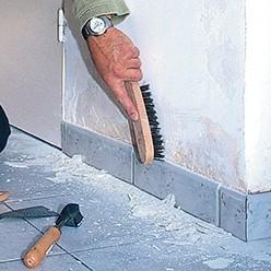 Réparer les dégâts de l'humidité dans la maison