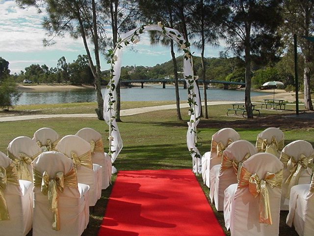 A Beautiful Creek Side Wedding At Currumbin RSL Gold Coast