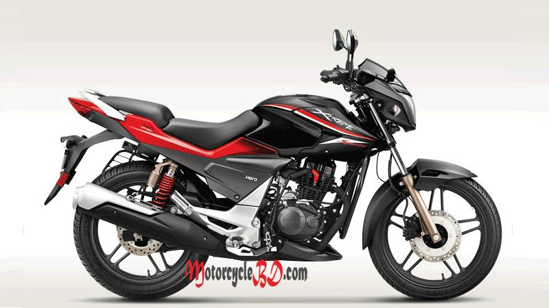 Hero Xtreme Sports Double Disc Price In Bangladesh Hero Motocorp