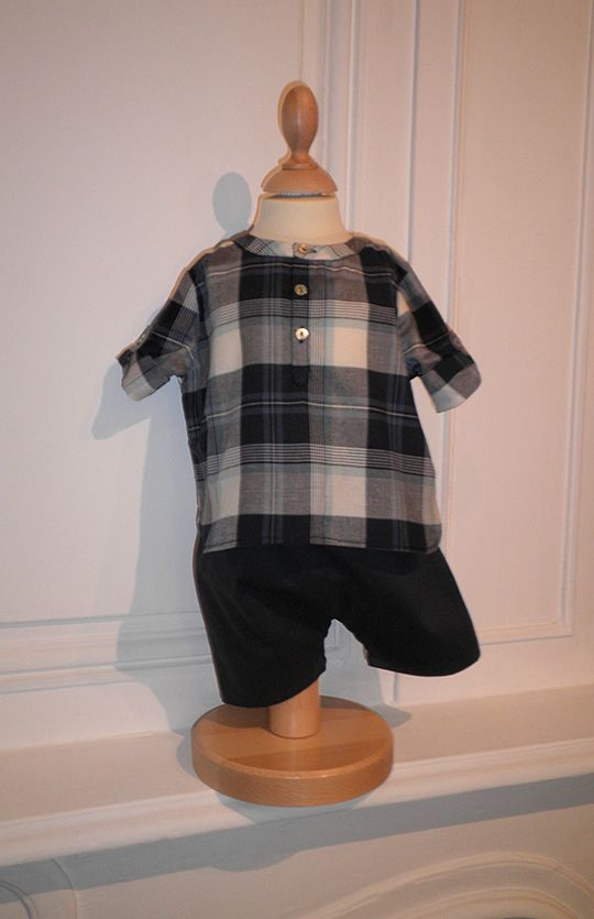The cutest kids clothes store in France delivers in the US. Yay :)  #kids #clothes