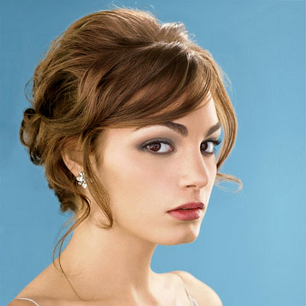 Tremendous 1000 Images About Hair On Pinterest Mother Of The Bride Short Hairstyles Gunalazisus