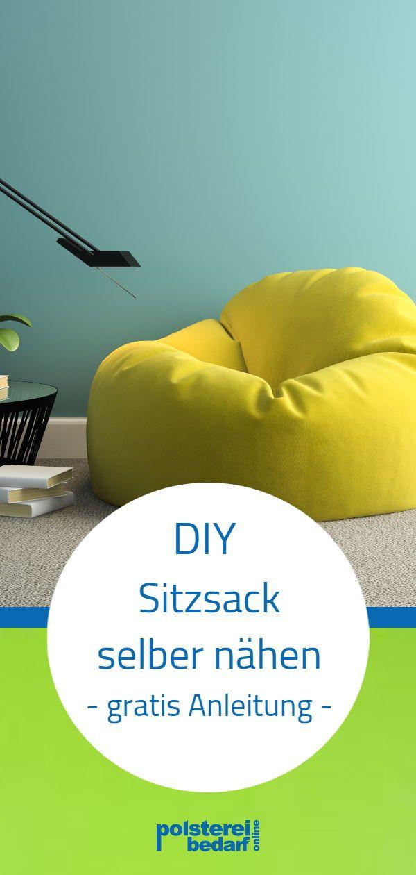 Photo of Sitzsack nähen – Anleitung und Verwendungsmöglichkeiten