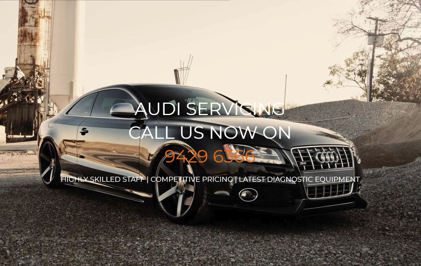 Looking for professional & expert car servicing? We
