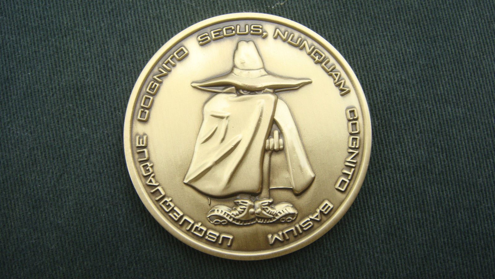 Intelligence+Challenge+Coins | CIA Challenge Coin | columns of