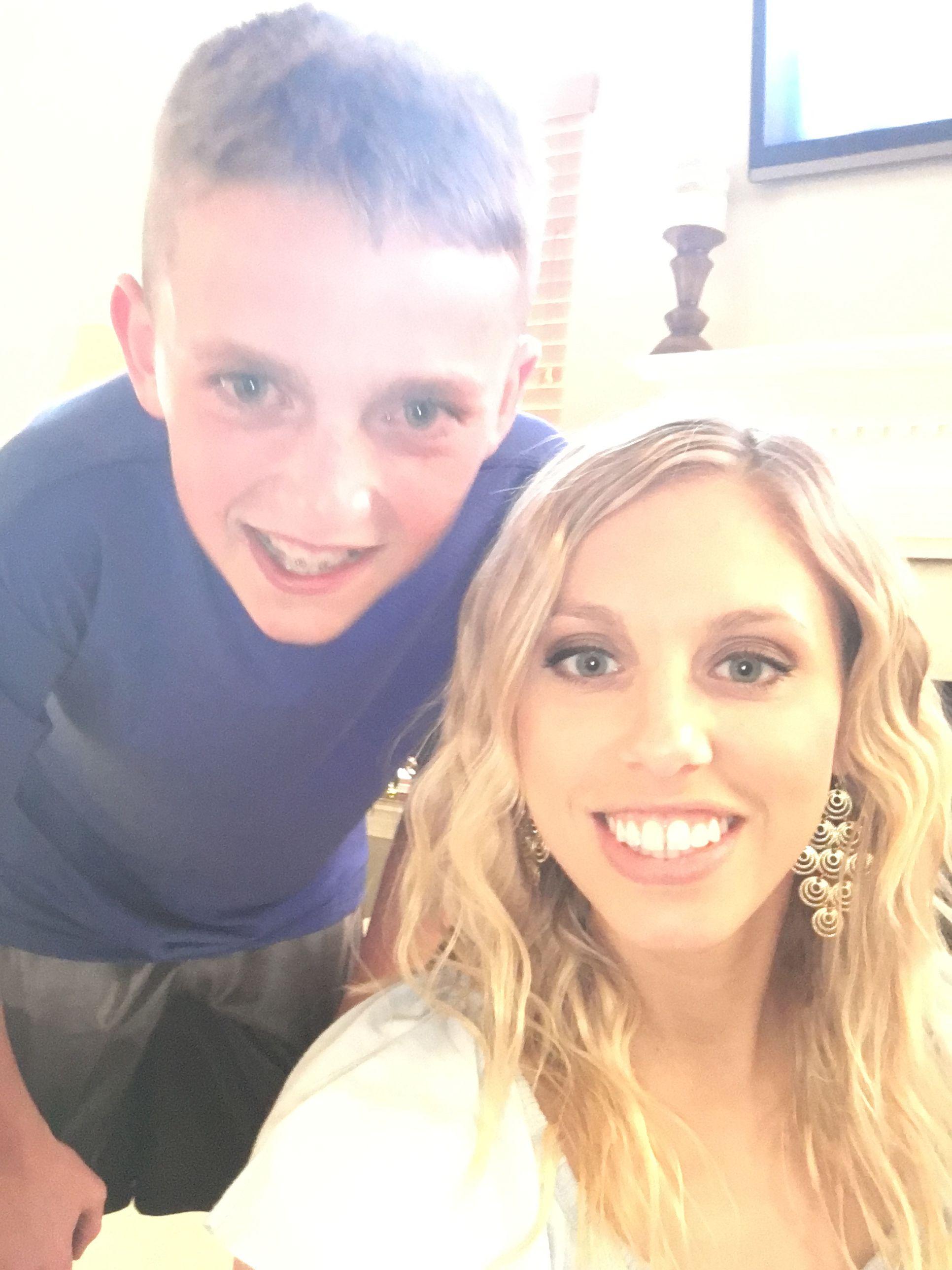 Jake and Megan spring break 2017