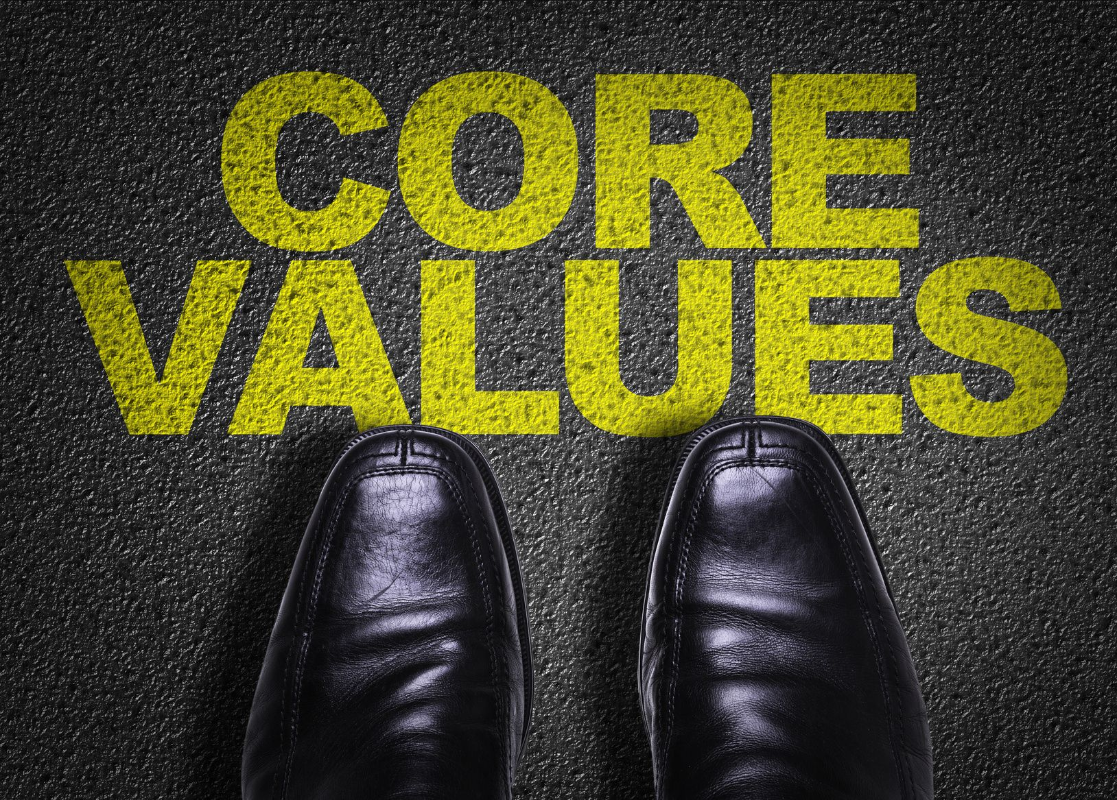Our Core Values Marketing strategy social media