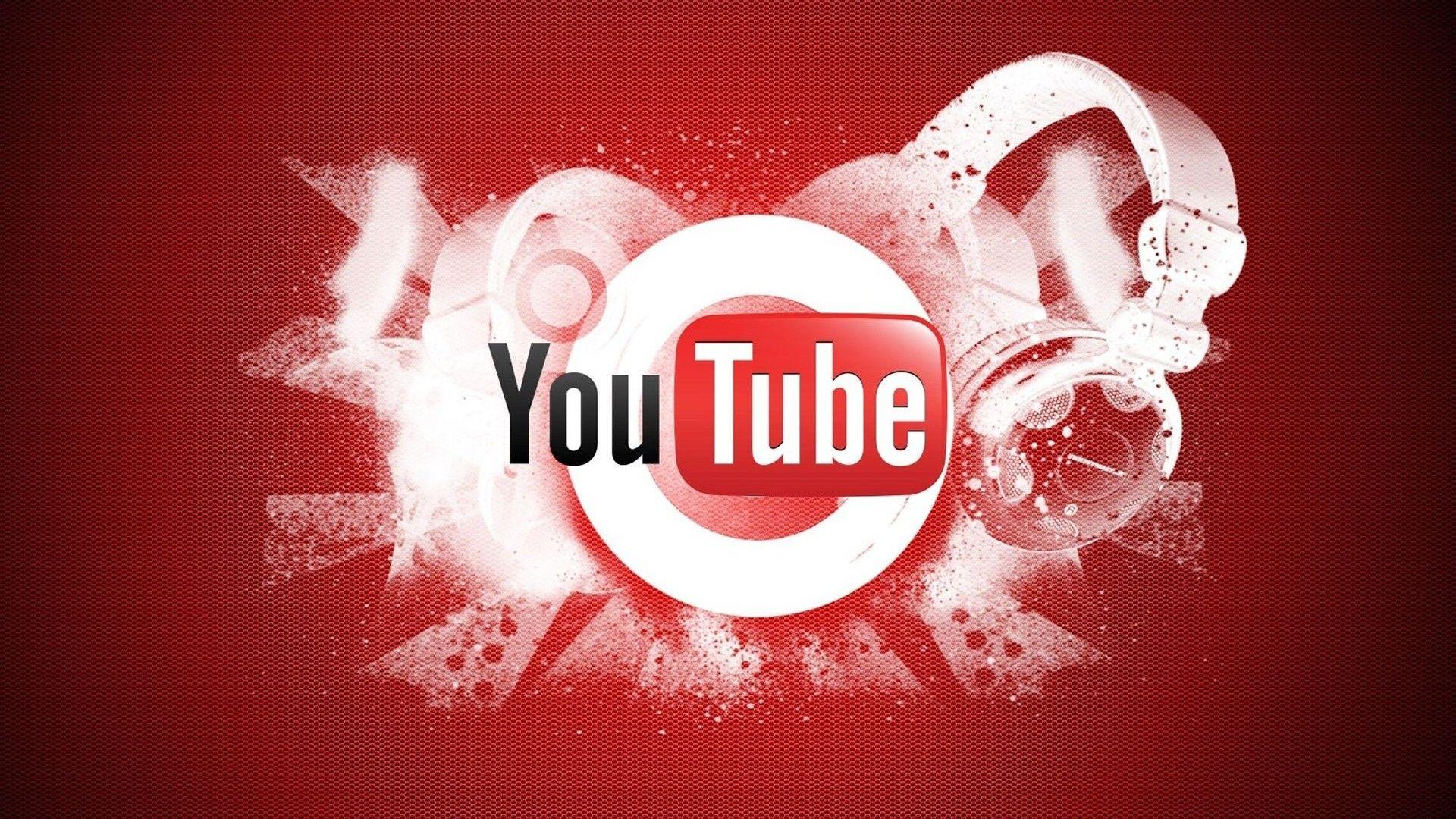 youtube logo wallpaper hd Logotipo do youtube, Idéias