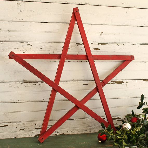 Wooden Big Star 30 Star Decoration Winter Christmas Decor Pop Up Star Star Decorations Winter Decor Wooden Stars