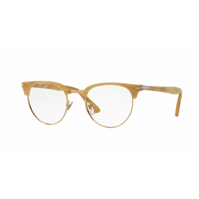 Persol Unisex PO8129V 1046 Ivory Phantos Eyeglasses | Products ...