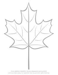 Maple Leaf Outline Google Search With Images Leaf Coloring