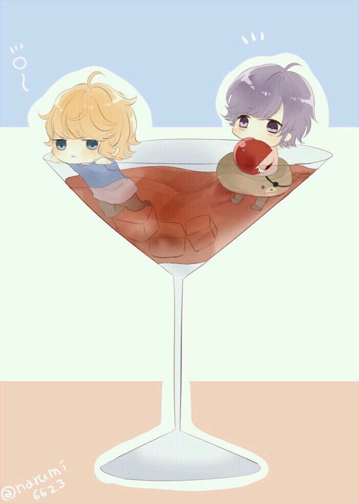 Shuu And Kanato