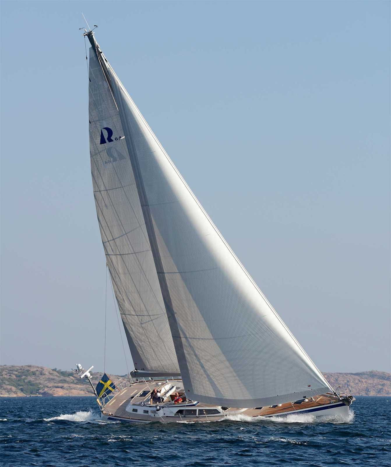 Hallberg Rassy Yachts Center Cockpit Boats In 2020 Sailing Boat Sailing Yacht