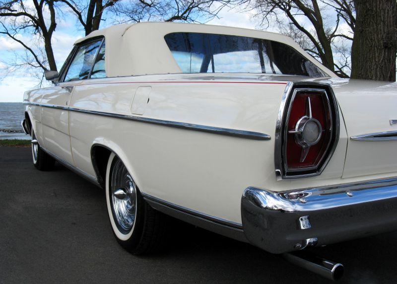 1965 Ford Galaxie 500 Convertible For Sale Affordable Classics
