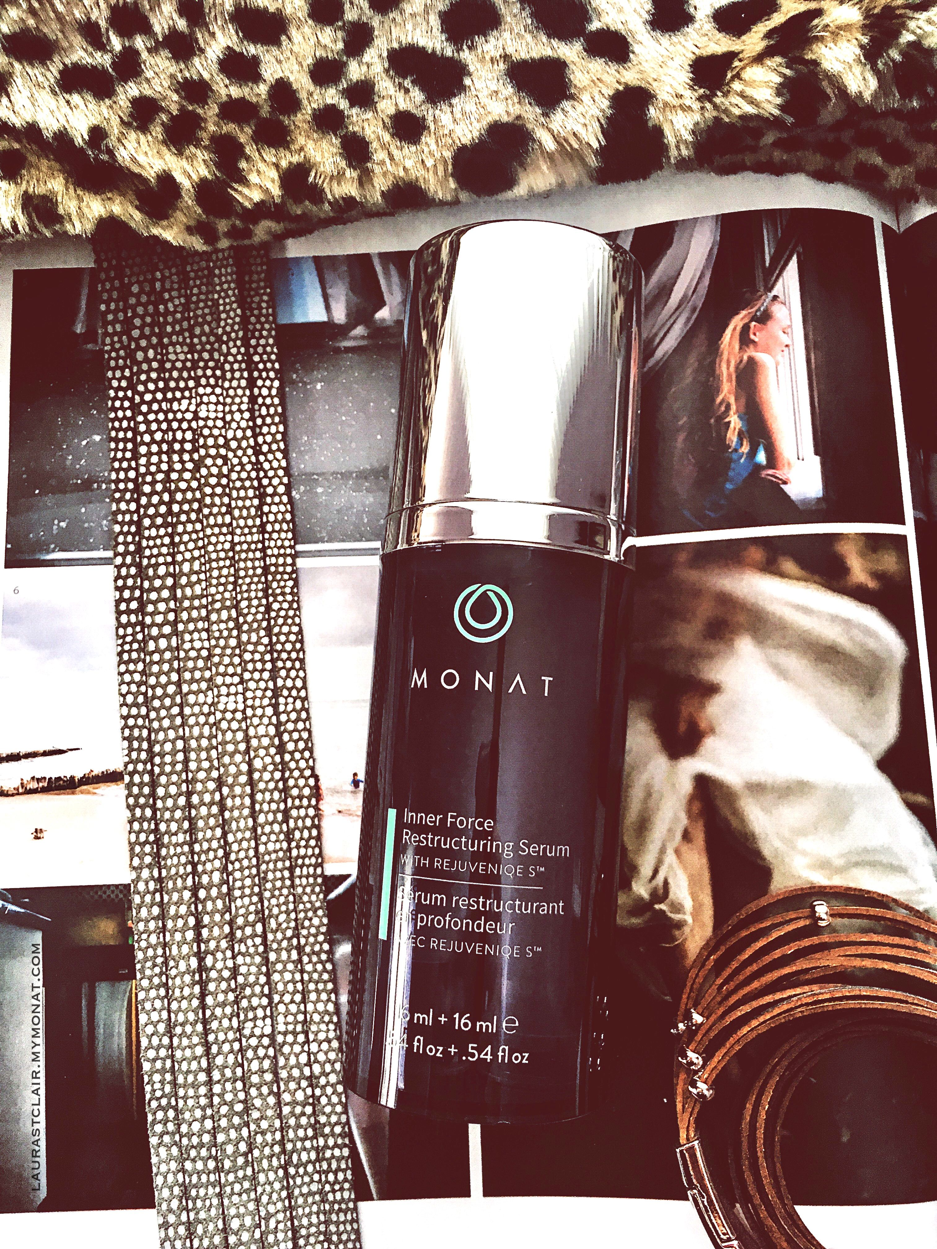 Inner Force Restructuring Haircare Serum (With images