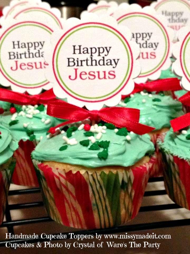 Fun And Festive Christmas Party Idea Happy Birthday Jesus