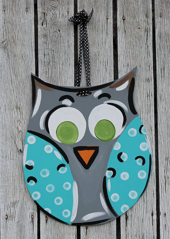 Great for Crafting Owl on a Branch Wooden Laser Cut Out Shape Hobbyist Projects D.I.Y
